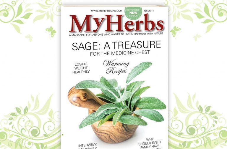 My Herbs magazine 11